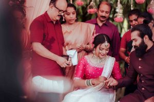 Engagement Ceremony Photography