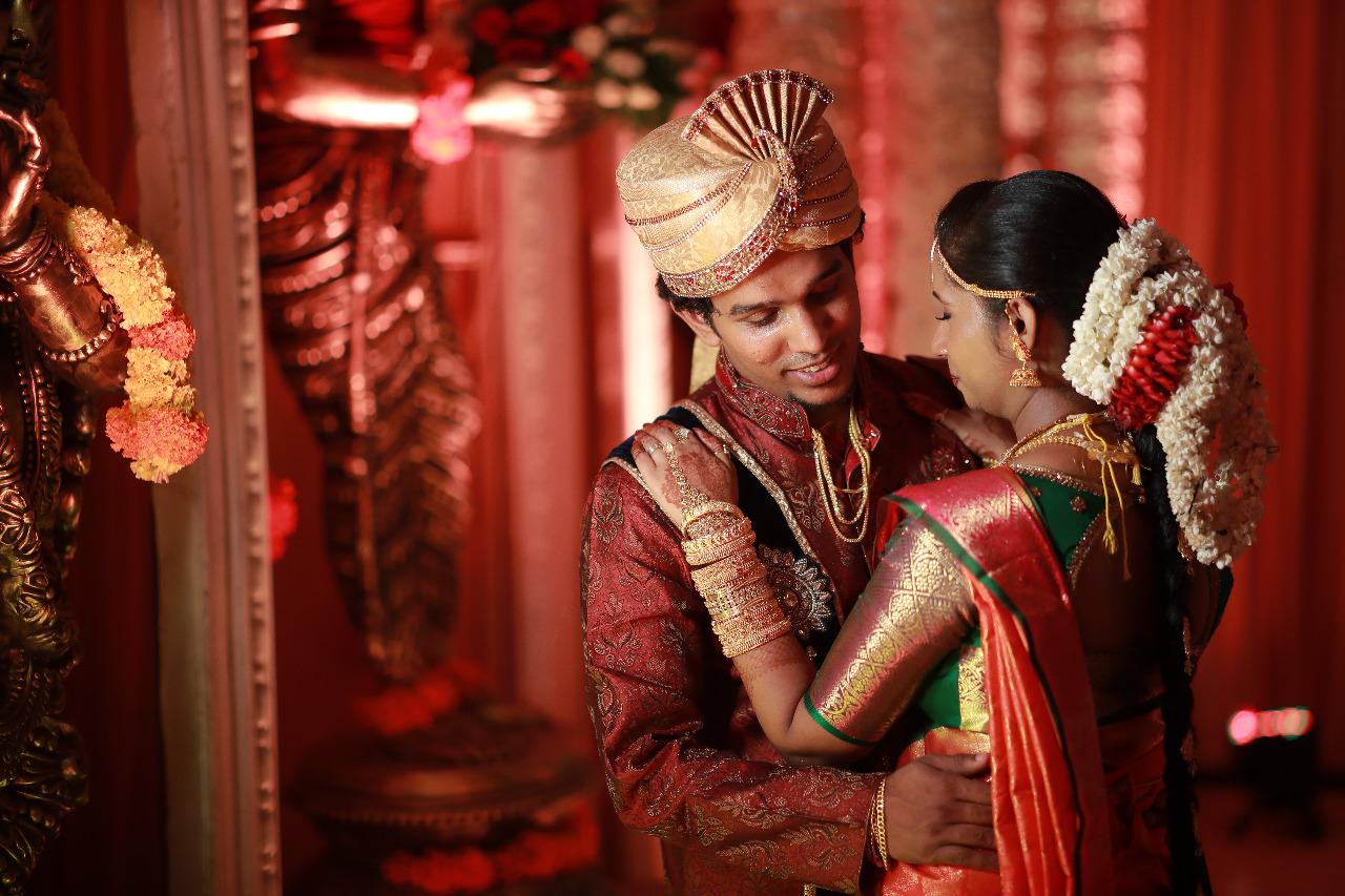 Kerala Hindu Wedding Event Photos